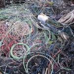 PVC, cable cobre