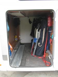 garaje autocaravana